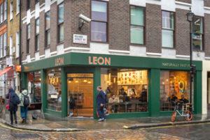 Leon's Broadwick Street site