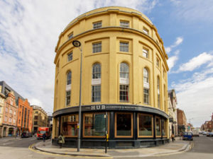 The Hub Alehouse & Kitchen in Liverpool, which has been bought by Mission Mars from Bistro Qui