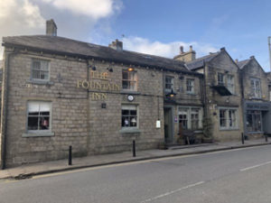 The Fountain Inn in Barnoldswick, Lancashire, one of seven Authentic Alehouses pubs that are on the market after it went into administrations