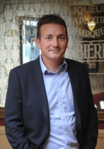 Casual Dining Group's new chief executive James Spragg