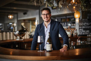 Albert Blaize has been appointed group beverage director across Andrew Clarke and Jackson Boxer's trio of London restaurants