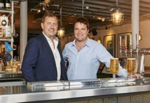 Dan Shotton and Mark Draper have secured the first site for their new business, Prospect Pubs