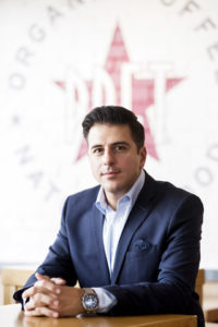Pano Christou is Pret's new chief executive