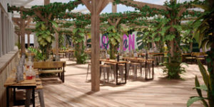 """Lost In Brixton, the new """"hidden"""" rooftop bar in Brixton Village from Incipio Group"""