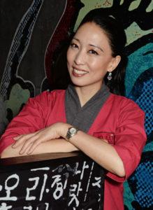Jinjuu founder Judy Joo