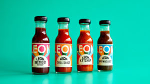 Leon has launched a grocery range following a tie-up with Sainsbury's