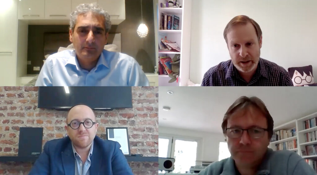 The Propel Insights Series: Lease Restructuring Webinar – Mark Wingett hosts: Menashe Sadik, co-founder of Chopstix, Vernon Dennis, partner at Howard Kennedy David Abramson, chief executive of the Cedar Dean Group