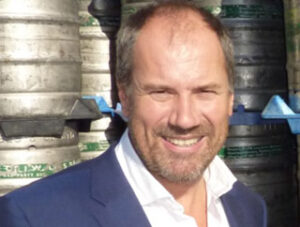 William Lees-Jones, Managing Director of JW Lees