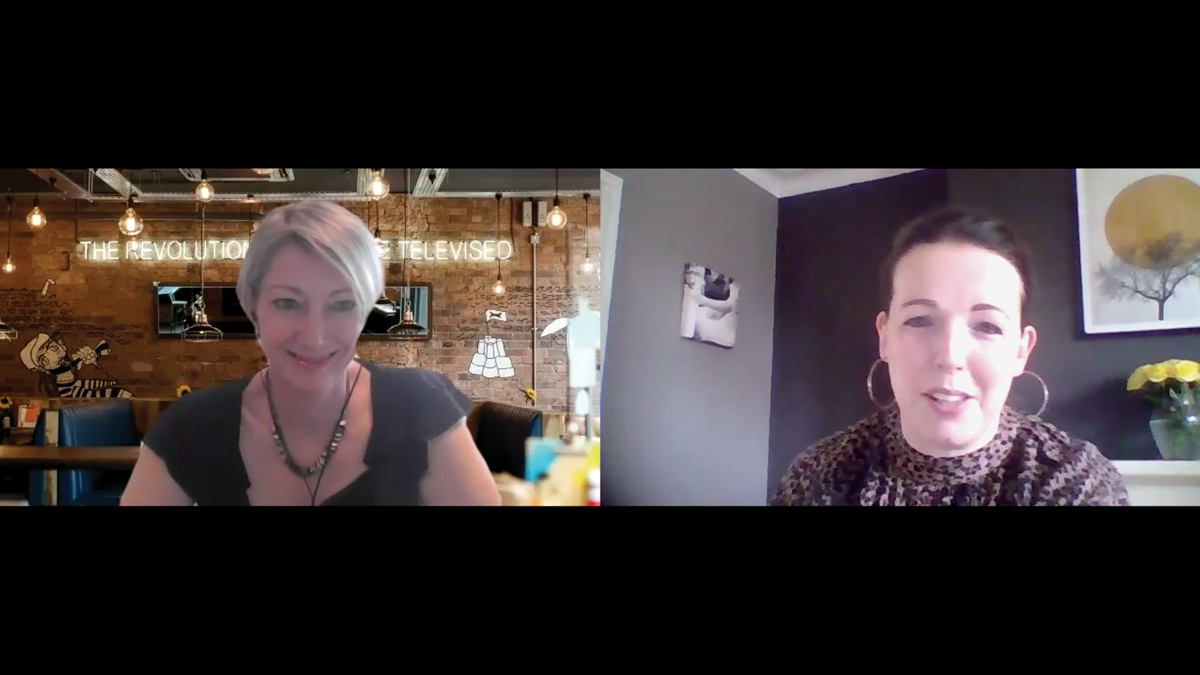 People & Training Conference: Abi Dunn talks to Karen Bates, people director at Brewdog