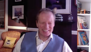 Peter Marks, chief executive of Rekom UK