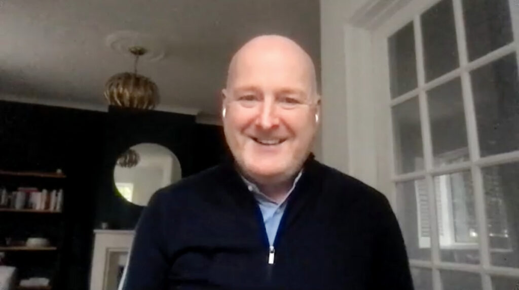 Brian Gillan, operations director at Honest Burger