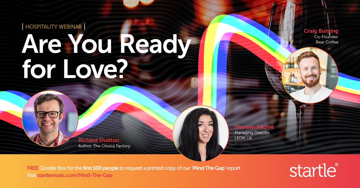 Are you Ready for Love? Hospitality Webinar