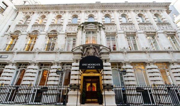 One Moorgate House