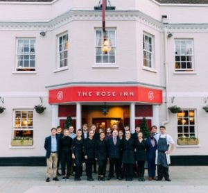 Oakman Group, Rose Inn