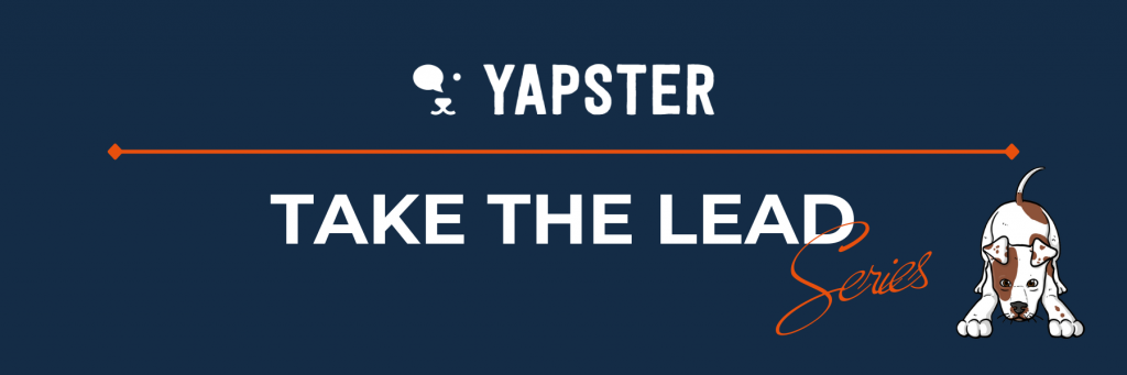 Take the Lead - People Focus - Banner